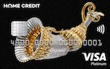 Хоум Кредит Банк - кредитная карта